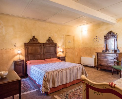 Camere - Ristorante Dubini - Mombello Monferrato (AL)