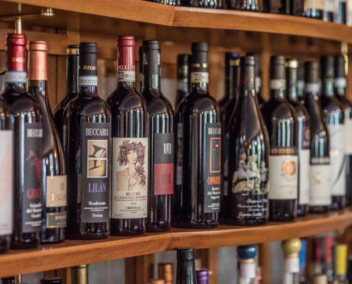 Vini - Ristorante Dubini - Mombello Monferrato (AL)